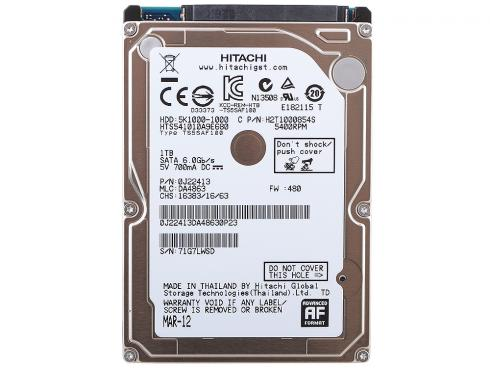 Hitachi 5K1000 HTS541010A9E680 0J22413 1 TB Internal SATA III Laptop Hard Drive