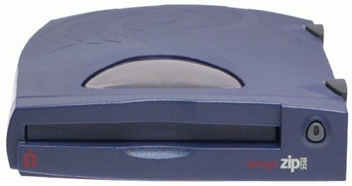 Iomega 250MB External IDE Parallel Port Zip Drive 10918