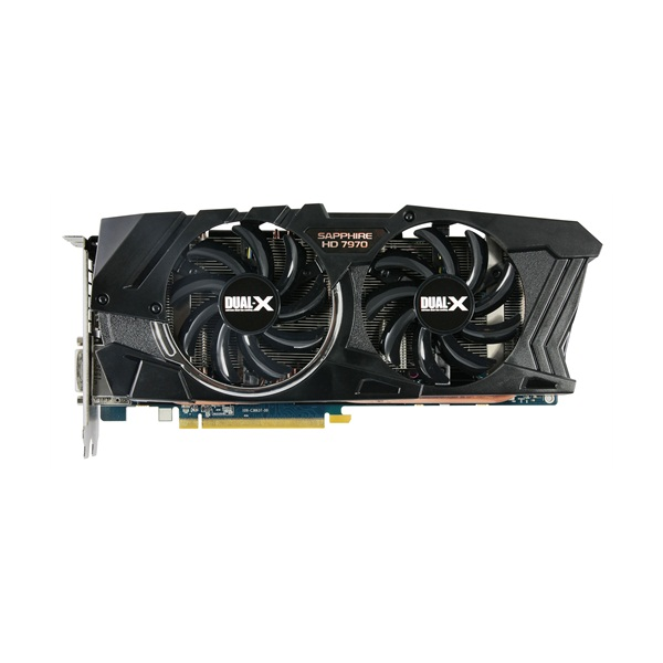 Sapphire Radeon HD 7970 11197-03 Video Card - 3GB GDDR5, PCI-Express 3.0(x16)