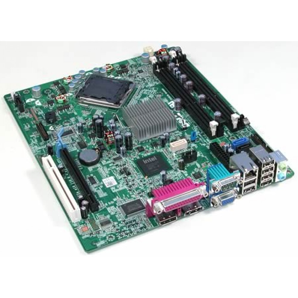 DELL 3NVJ6 / 03NVJ6 Optiplex 780 Intel Q45 Express Socket-775 Core 2 Duo DDR3 1066MHZ Motherboard