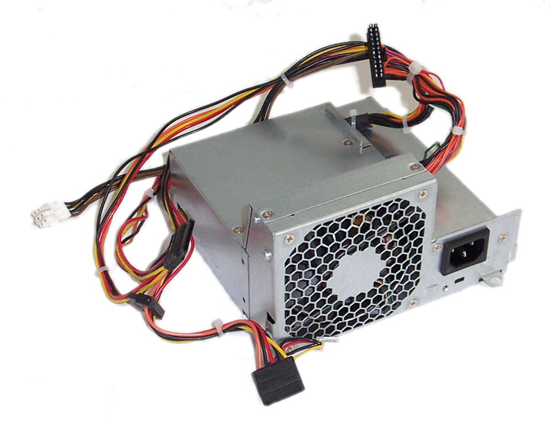 HP Compaq 437352-001 DC7800 SFF 240W Power Supply 437798-001 PS-6241 ...