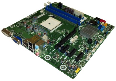 HP Holly2 Motherboard 660155-001 Pegatron AAHD2-HY AMD A55 FM1 DDR3 APU
