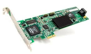 3Ware 9650SE-2LP 128Mb DDR2-533MHz SATA-II Raid PCI-Express Low Profile Controller Card
