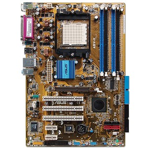 ASUS A8V-X VIA K8T800 Athlon 64 Socket-939 ATX MB
