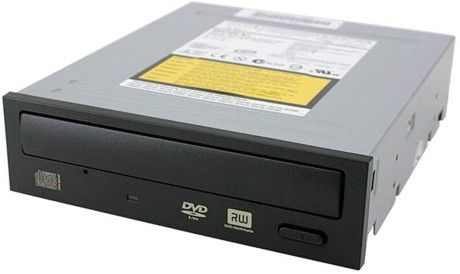 SONY AD-7200A-0B Black IDE 20x dual layer DVD Burner