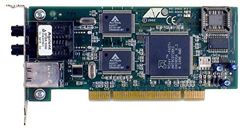 Agilent AT-2700FTX NIC PCI Ethernet Card 100Mbps Fiber QFBR 5896 845-04443