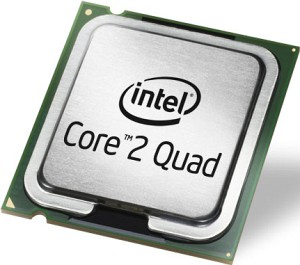 Intel AT80580PJ0674ML Core 2 Quad Q8400 2.66GHZ 1333MHZ L2 4MB Cache Socket-LGA775 Processor