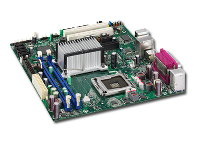 Intel DG41TY LGA775, DDR2, DVI-D, VGA, GbE Lan micro-ATX Motherboard( Motherboard ONLY)