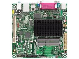 Intel Atom NM10 BGA-559 DDR3 Mini ITX Mother Board (BOXD425KT)