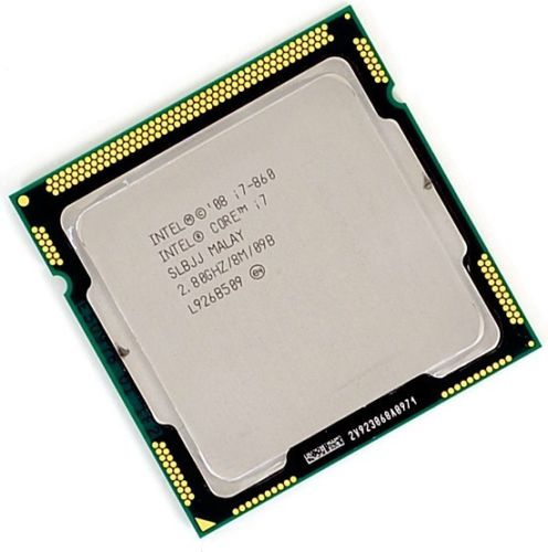 Intel BX80605I7860 Intel Core I7-860 2.8GHZ L3 8MB Cache Socket-1156 Processor