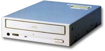 Teac CD-532S 32X 50 Pin Internal SCSI CD-ROM Drive Beige
