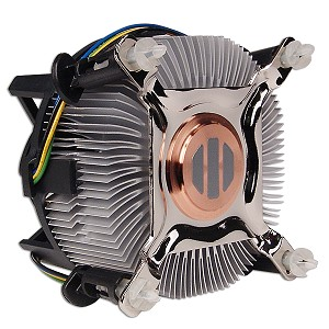 Intel Original Heat Sink and Fan for Socket 775 (LGA775) CPU