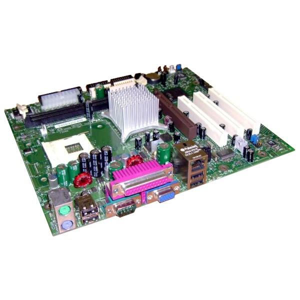 Intel D845GRGL ID845 Socket 478 PCI Audio Video LAN Micro-ATX Desktop Motherboard D845GRG