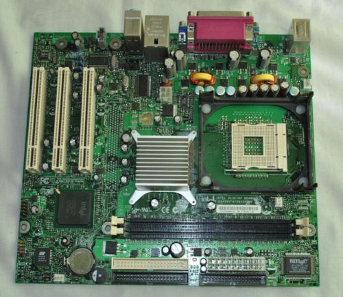 Downloads for Intel Desktop Board DGGC