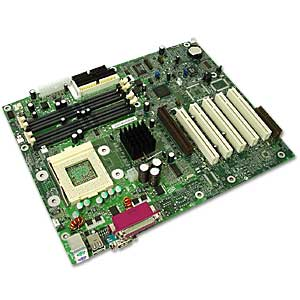 Intel Motherboard Socket 423 400MHz FSB ATX P/N D850GB