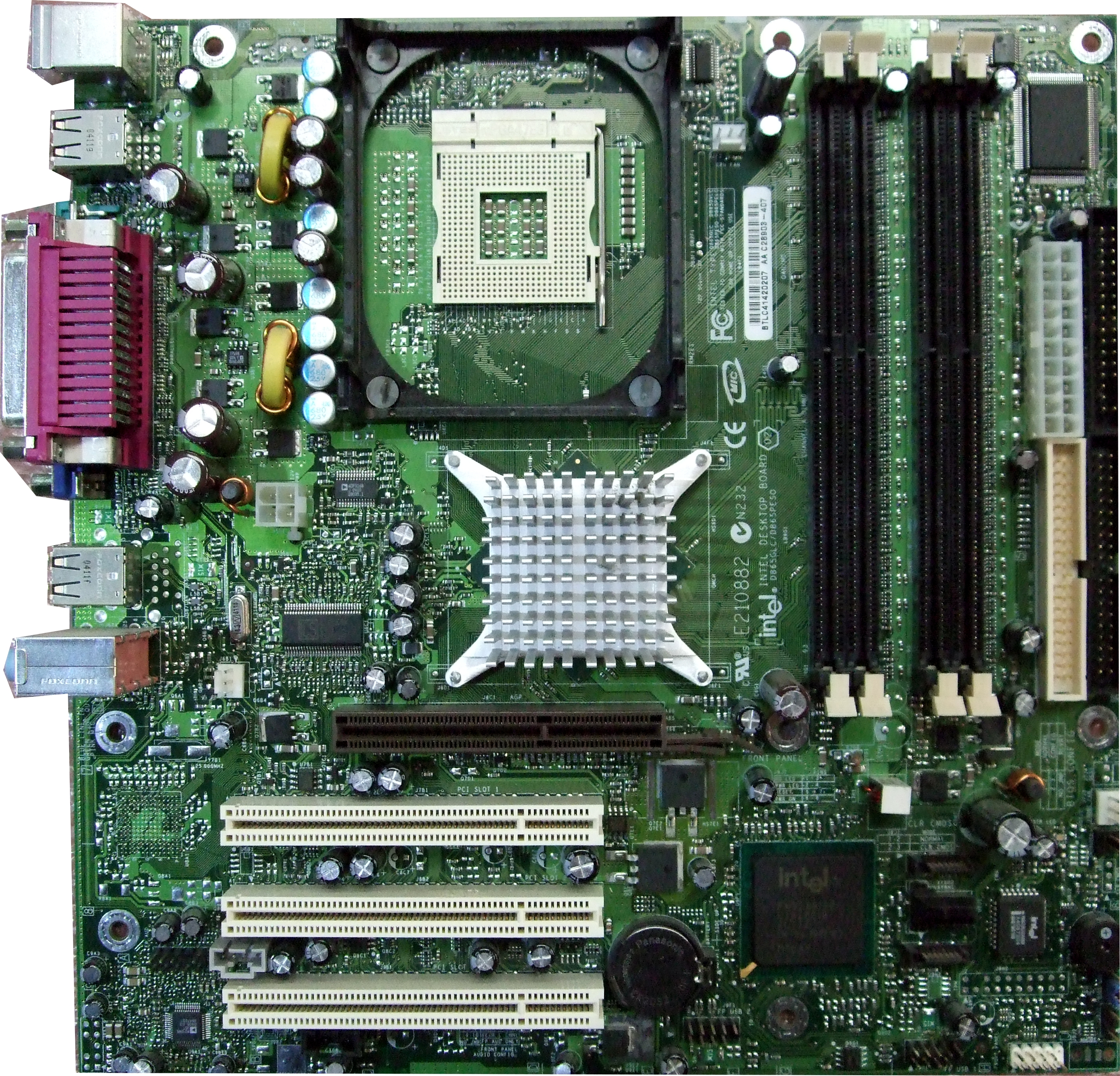 d865glc motherboard manual free owners manual u2022 rh wordworksbysea com V Desktop Intel E210882 Motherboard Diagnostics intel d865glc d865peso motherboard manual