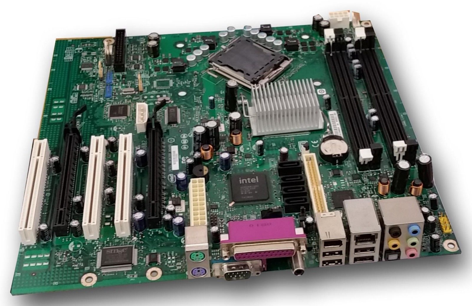 Intel D975XBG Socket-775 Audio LAN BIG ARM Motherboard