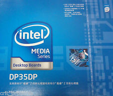 Intel DP35DP (BOXDP35DPC) ATX LGA775 DDR2 P35 New Retail Box