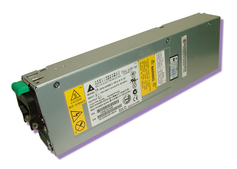 DPS-520BB A (C84019-005) 520 Watt Redundant Power Supply Module