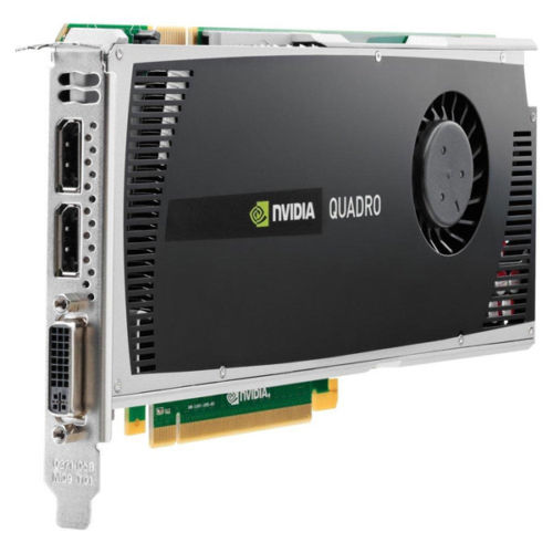 Dell Nvidia quadro 4000 2GB 256 CUDA cores GPU video graphics card PN 38XNM