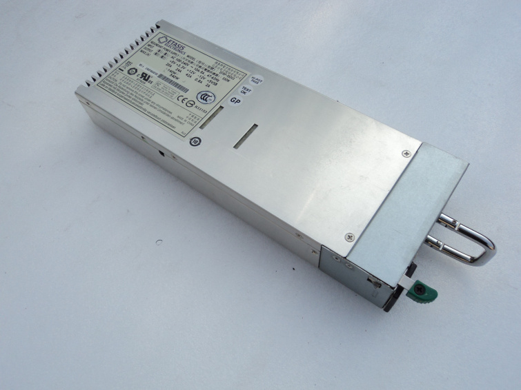 ETASIS EFRP-603 600W Redundant Hot-Swappable Power Supply