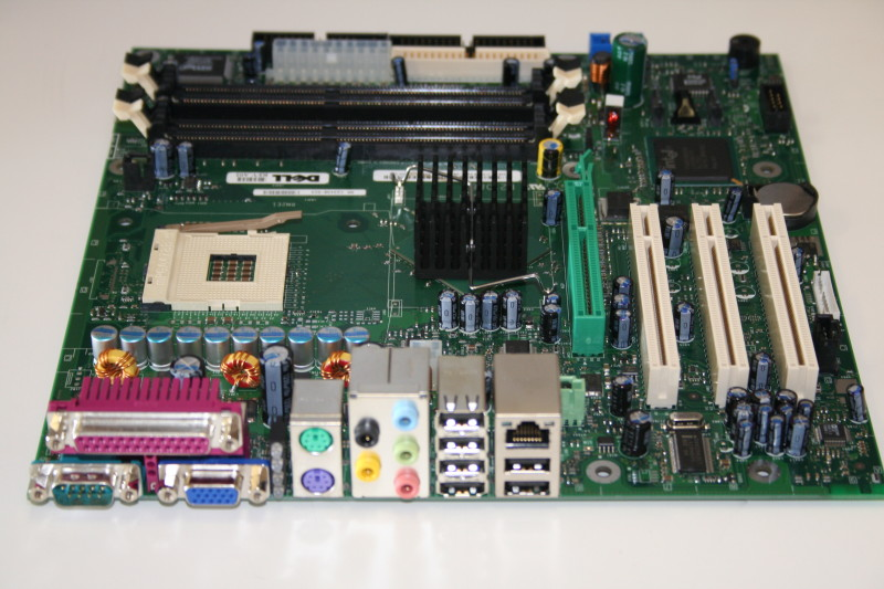 Dell Dimension 4600 F4491 / 0F4491 Socket-478 Motherboard