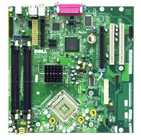 DELL Optiplex GX620 F8098 Intel 945G Socket-775 Intel Pentium-4 DDR2 A V Motherboard