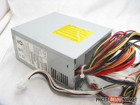 NMB GM460WTXW01SSV 460 Watt ATX Power Supply