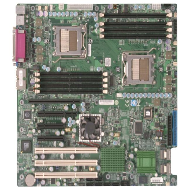 Supermicro H8DM3-2-B Dual Opteron 2000/ V&2GbE Server Motherboard