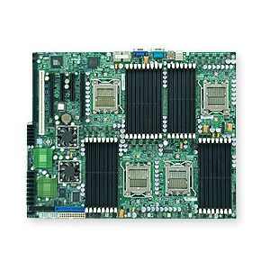 Supermicro H8QM3-2-O Quad Opteron 8000/ MCP55 Pro/ PCI-E/ SAS/ V&2GbE/ Proprietary Server Motherboard