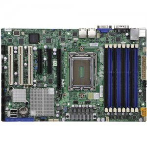 Supermicro H8SGL-O Opteron 6100/ AMD SR5650/ V&2GbE/ ATX Server Motherboard