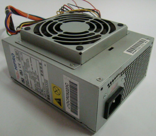 HIPRO-TECH HP-M1554F3 155 WATTS ATX POWER SUPPLY