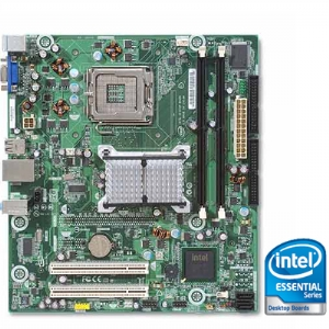 Intel Desktop Board DG31GL Essential Series - motherboard - micro ATX - iG31 - LGA775 Socket