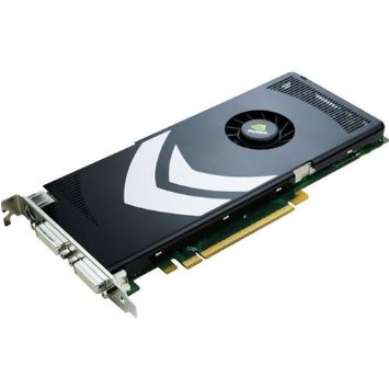 Apple NVIDIA GeForce 8800 GT 512MB Graphics Card for Mac Pro MB560Z/A