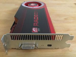 Genuine Apple ATI Radeon HD 4870 (MB999ZM/A) 512 MB OEM Video Card
