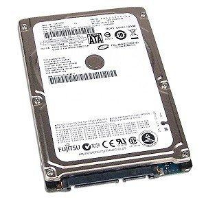 "FUJITSU MHW2160BJ 160GB 7200RPM 8MB BUFFER SATA-300 2.5"" NOTEBOOK HARD DRIVE"