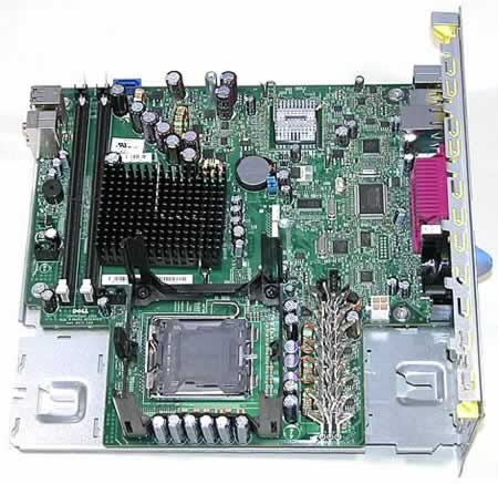 Dell Optiplex 745 USFF Motherboard MM621