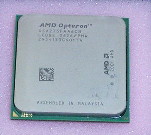 AMD Opteron Dual Core 275 2.2GHz 1000MHz FSB 2MB L2 Cache Socket 940 Processor