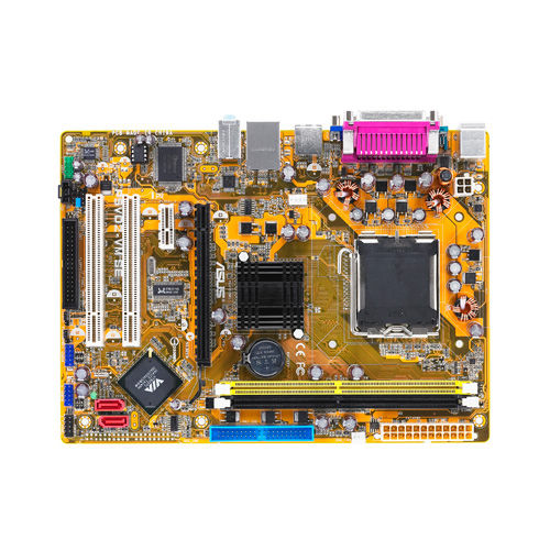 ASUS P5VD2-VM SE VIA P4M900 / VIA VT8237S Socket-775 Core 2 Duo P-4 DDR2 667MHZ M-ATX Motherboard