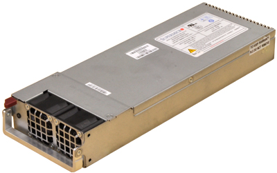 SuperMicro PWS-1K22-1R 1200 Watt 1U Redundant Power Supply