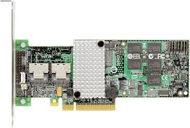 Intel RS2BL080 512MB Embedded ECC DDR2 PCI-Express x8 SAS Raid Controller Card