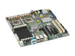 Intel S5000PSLSAS Dual S771 SSI EEB DDR2 New Pull Server Board