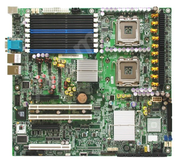 INTEL S5000VSASATAR 5000V SOCKET-771 XEON DDR2 667MHZ BOARD ONLY