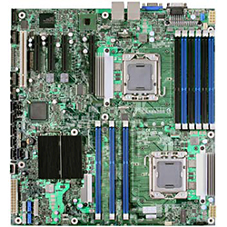 Intel S5500HCVR SSI EEB Server Motherboard Dual LGA 1366 Intel 5500 DDR3 13