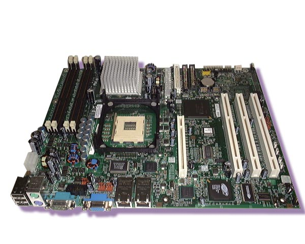 Intel Server Board SE7210TP1-E ATX E7210 Intel Original 3 PCI-X 64 bit 1 PCI 32 bit