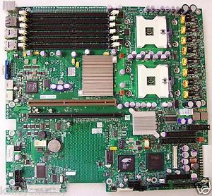 Intel SE7520JR2ATAD1 SSI Thin E-Bay v3.1 Server Motherboard Dual 603/604 Intel E7520
