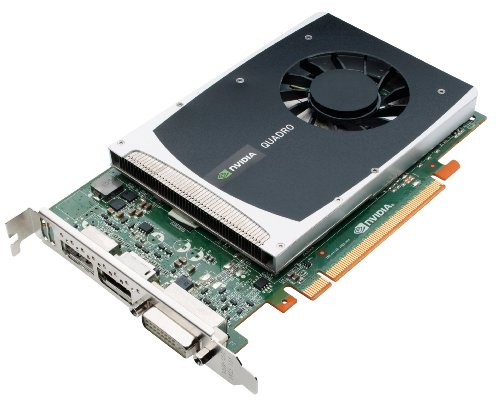 PNY VCQ2000-PB Quadro 2000 1GB 128-bit GDDR5 PCI Express 2.0 x16 Workstation Video Card