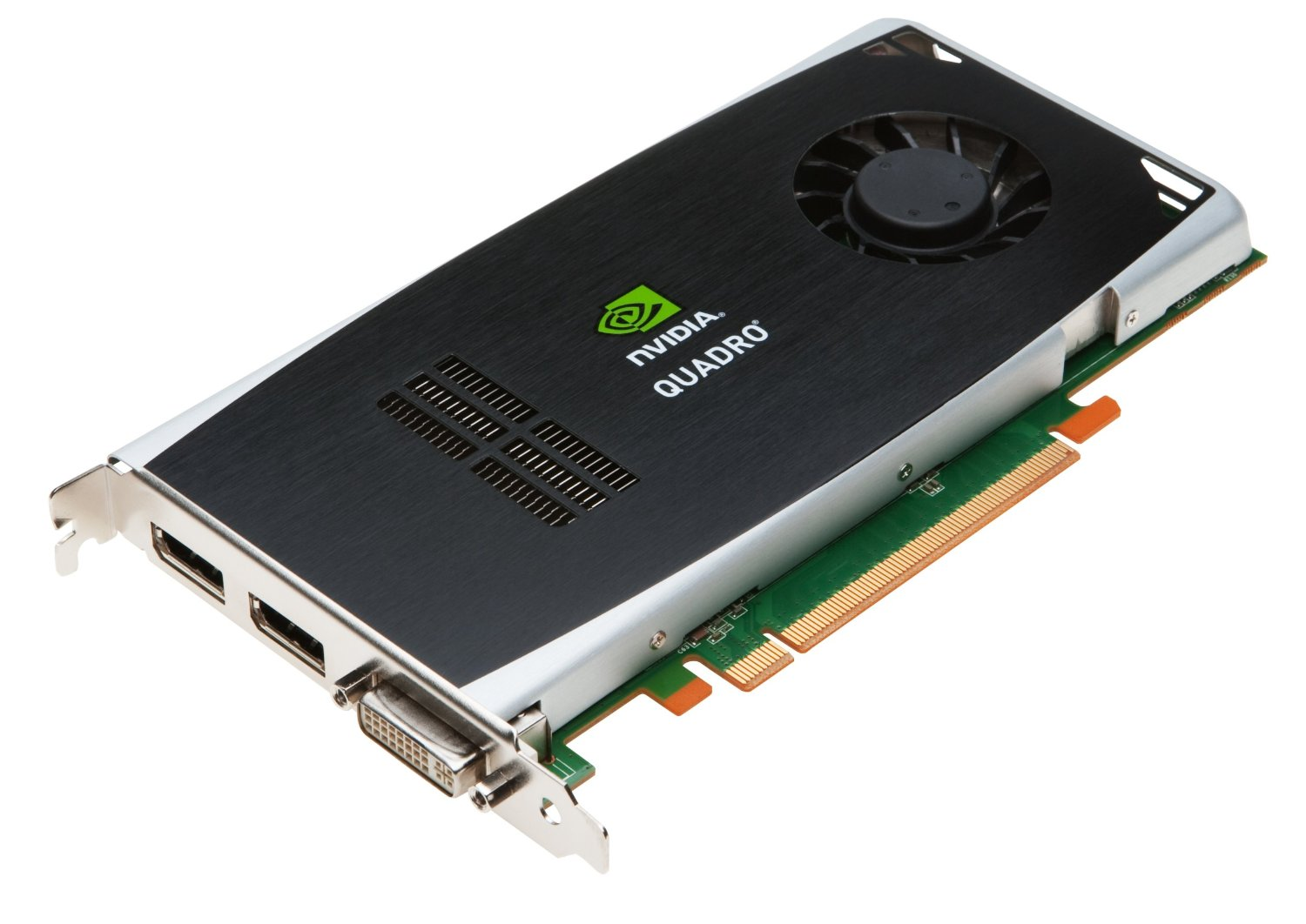 PNY VCQFX1800-PCIE-PB Nvidia Quadro FX 1800 768MB GDDR3 PCI-Express Video Card