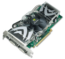 PNY VCQFX4500-PCIE-PB Quadro FX 4500 512MB 256-bit GDDR3 PCI Express x16 SLI Supported Workstation Video Card
