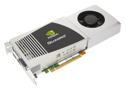 PNY VCQFX4800-PCIE-PB NVIDIA Quadro FX 4800 1.5Gb 384-Bit GDDR3 PCI-Express 2.0 x16 Video Graphic Adapter